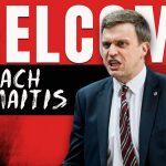 Israël: Dainius Adomaitis est le nouveau coach d'Hapoël Jerusalem