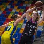 Euroleague féminine : L'ASVEL repousse Gdynia, 79-76