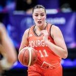 """Euroleague féminine à Bourges – Alexia Chartereau : """"oui, c'est un avantage de jouer à domicile !"""""""