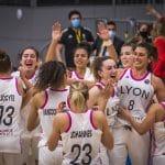 Euroleague féminine : L'ASVEL qualifiée pour les 1/4 de finale, Bourges toujours en vie