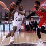 Olympiakos – ASVEL (63-69) : Superbe exploit de l'ASVEL au Pirée