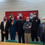 Le Limoges CSP et la Ligue des droits de l'Homme, ensemble contre le racisme