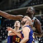 Moustapha Fall (ASVEL) est la cible d'Olympiakos