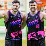 Lituanie: Les frères Lavrinovic toujours performants à 41 ans