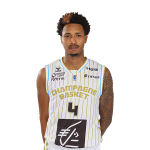 Champagne Basket : Meilleur marqueur de Jeep Elite, Jalen Adams va repartir en G-League