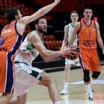"""Joffrey Lauvergne et le Zalgiris Kaunas : """"Je suis à un stade de ma carrière où le plus important est de profiter du basket. J'aime vraiment être ici"""""""