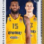 Euroleague: Greg Monroe et Jonas Jerebko écartés du Khimki Moscou
