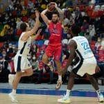 Euroleague: CSKA Moscou, l'équipe de l'année 2020