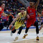 Euroleague : 38 d'évaluation pour Nando De Colo (Fenerbahçe) face au CSKA Moscou !