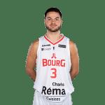 Pro B: Théo Rey (Bourg) prêté à Gries-Oberhoffen