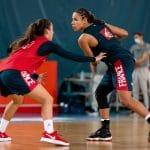 Equipe de France féminine: Tima Pouye remplace Alix Duchet pour les deux matches contre l'Espagne