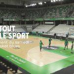 """Vidéo: Le reportage de """"Tout le Sport"""" sur la Jeep Elite à huis clos"""