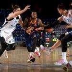 Euroleague : Le FC Barcelone consolide sa place de leader face au Zenit St Petersbourg (85-81)