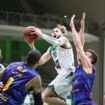 Isaia Cordinier est la cible de Kaunas et du Maccabi Tel-Aviv