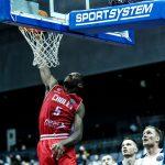 BCL : Yoan Makoundou (Cholet) élu meilleur jeune de la saison, Bonzie Colson (Strasbourg) dans le 5 All-Stars
