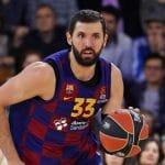 Euroleague : Nikola Mirotic (Barcelone) MVP du mois de mars
