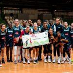 Une opération FFBB-MAIF avec les équipes de France en soutien aux clubs amateurs