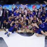 Copa del Rey: Le Barça étouffe le Real Madrid, 88-73