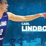 Pro B: L'international finlandais Carl Lindbom à Antibes