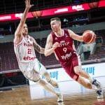 Pour le première fois depuis 1999, la Lettonie sera absente de l'Euro