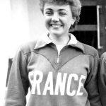 Décès de Evelyne Golhen, médaillée de bronze au championnat du monde de 1953