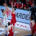 Qualifications Euro féminin: 8 points pour Juste Jocyte, mais la Lituanie éliminée