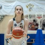 Russie : Kristina Gulina, basketteuse de talent et star de TikTok