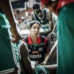 Liz Mills, la globe-trotteuse australienne qui a qualifié le Kenya pour l'AfroBasket