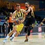 Euroleague: Depuis que Marko Guduric est arrivé, Fenerbahçe a gagné ses 9 matches