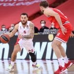 Euroleague : Mike James de retour, le CSKA Moscou s'impose à l'Olympiakos
