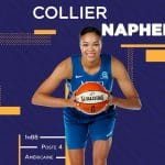 Napheesa Collier, la Rookie of the Year 2019 de WNBA à Lattes-Montpellier !