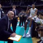 Vidéo: La soufflante du coach Pablo Laso (Real Madrid) à Usman Garuba