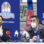 Espagne: Vainqueur de la BCL, San Pablo Burgos lance un SOS