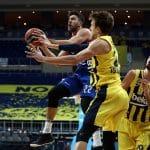 """37 points pour Vasilije Micic (Anadolu Efes) face au Fener : """"Ce fut un jour de chance pour moi aujourd'hui"""""""