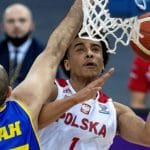 À 17 ans, Jeremy Sochan inscrit 18 points avec l'équipe nationale polonaise