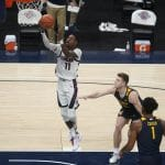 NCAA : Joël Ayayi (Gonzaga) à une marche du Final Four de la March Madness