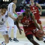 Eurocup : Le Lokomotiv Kuban se sépare de son étoile Jordan Crawford pour indiscipline