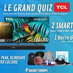 Le Quiz TCL, testez vos connaissances Basket (+ 3 000€ de lots)