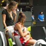 Argentine: Une joueuse allaite sa fille sur le banc à la mi-temps d'un match !