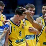 Khimki Moscou-Alba Berlin : Un record de 10 trois-points pour Marcus Eriksson