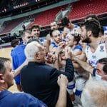 """Thanasis Skourtopoulos (coach de la Grèce) : """"Au niveau des fenêtres, nous sommes de loin la meilleure équipe d'Europe"""""""