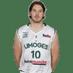"""Hugo Invernizzi (Limoges) : """"Je suis déterminé à faire une meilleure saison"""""""