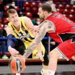 Euroleague : Jan Vesely (Fenerbahçe) pourrait manquer les playoffs