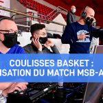 Vidéo: Les coulisses de la réalisation d'un match à Antares