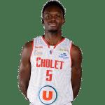 Vidéo : Yoan Makoundou (Cholet), le dunk de l'Année