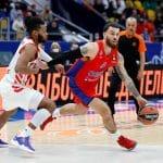 Mike James (CSKA Moscou) devrait finir la saison avec les Brooklyn Nets