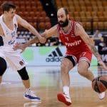 Euroleague : Quand Vassilis Spanoulis est toujours Kill Bill
