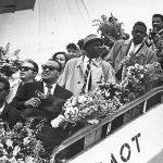 Quand Wilt Chamberlain et les Harlem Globetrotters se sont retrouvés à Moscou