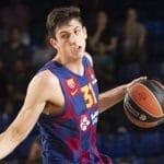 """Leandro Bolmaro (Barcelone) : """"J'ai dû choisir entre l'athlétisme et le basket"""""""