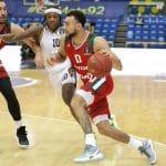 Eurocup : Boulogne-Levallois sévèrement corrigé par le Lokomotiv Kuban